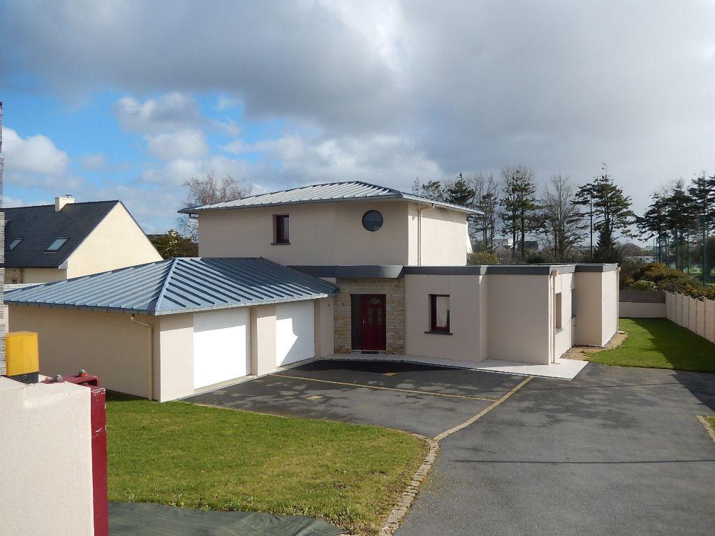 Immobilier guipavas a vendre vente acheter ach for Maison garage double
