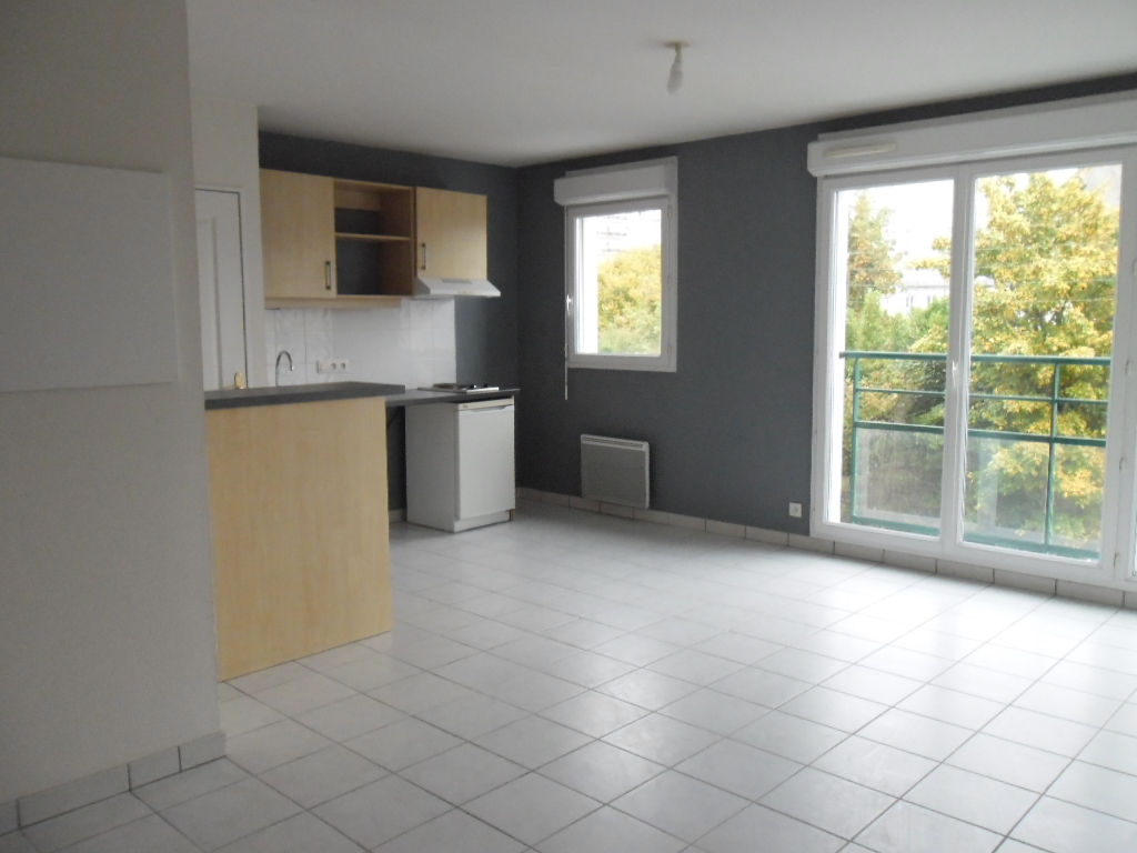 location appartement t3 brest kerinou