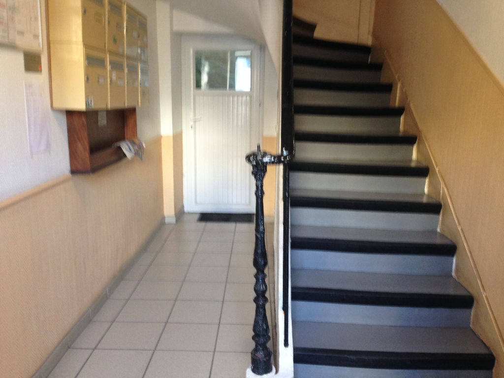 EXCLUSIVITE A VENDRE APPARTEMENT 2P DE 33M2 BREST SAINT MARC