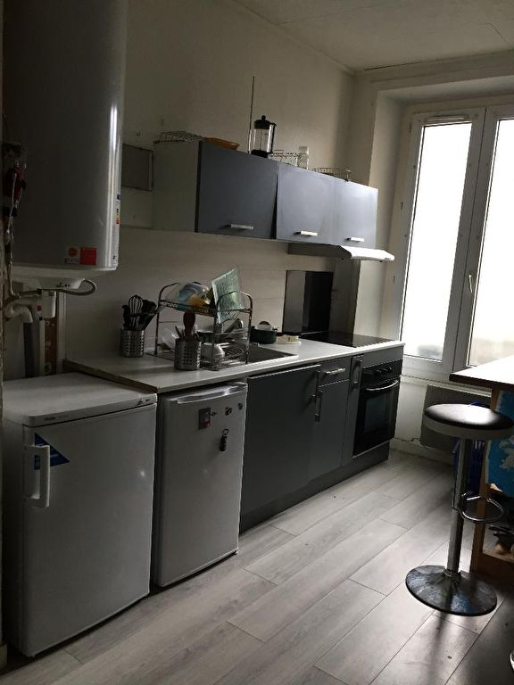 APPARTEMENT A VENDRE T3  DUPLEX DE 55M²  BREST  SAINT MICHEL