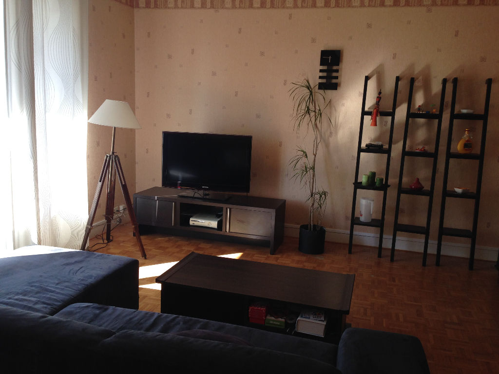 EXCLUSIVITE APPARTEMENT A VENDRE ASCENSEUR PARKING 4P DE 80 m2 BREST CENTRE