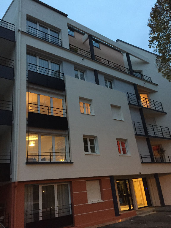 EXCLUSIVITE A VENDRE APPARTEMENT 2P DE 37M2 PARKING PRIVATIF BREST