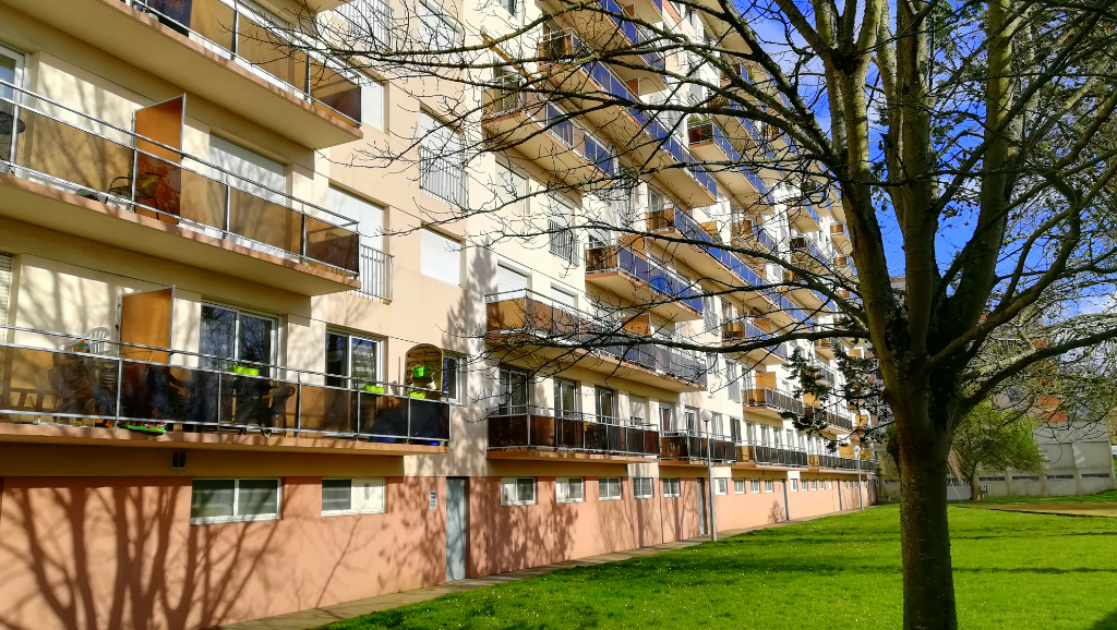 APPARTEMENT T4 A VENDRE BREST : Ascenseur, Terrasse, Parking