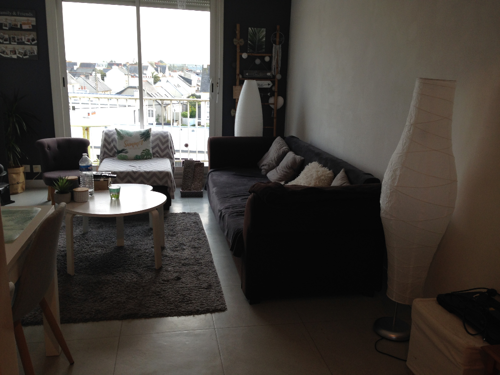 EXCLUSIVITE A VENDRE APPARTEMENT DE 2 PIECES DE 59.55 M2 BREST LANREDECm2