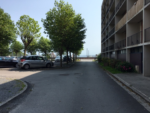 APPARTEMENT A VENDRE T3 BALCON VUE DEGAGEE PARKING BREST CENTRE VILLE